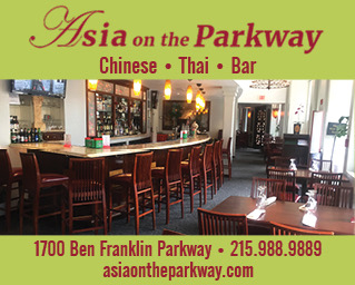 Asia on The Parkway Logo